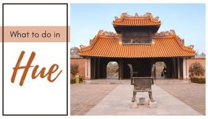 what to do in hue, vietnam