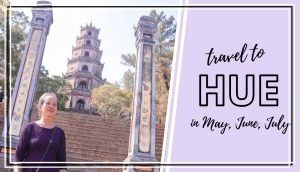 travel to Hue in summer